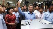 Kambodża: Rządząca partia już ogłosiła zwycięstwo. Premier rządzi tam od 33 lat