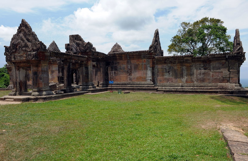 Kambodża. Świątynia Preah Vihear /AFP