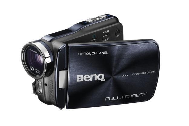 Kamera BenQ M23 /materiały prasowe