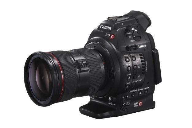 Kamera Canon EOS C100 /materiały prasowe
