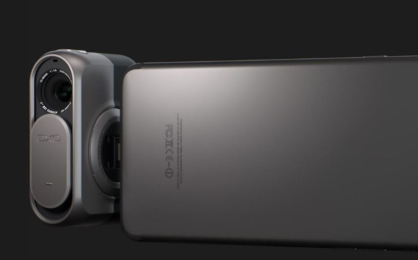 Kamera DXO One ma matrycę 20-megapikseli /materiały prasowe