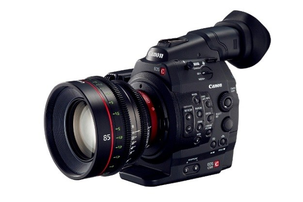 Kamera EOS C500 /materiały prasowe
