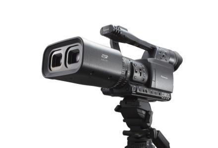 Kamera Full HD 3D /materiały prasowe