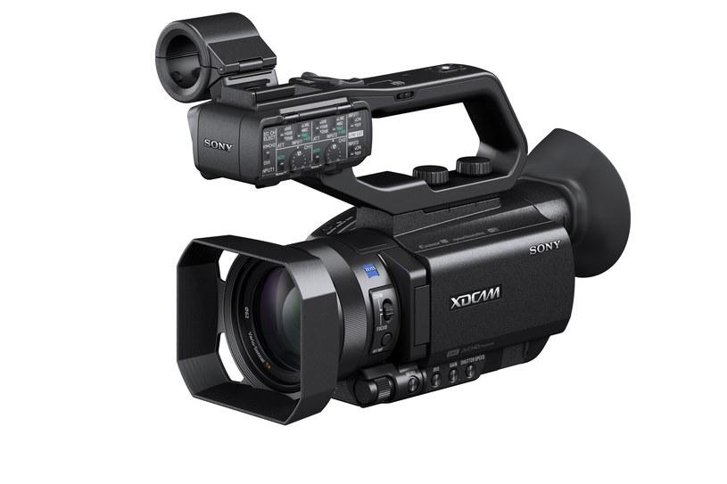 Kamera SONY PXW - X70 zdobyła Medal w kategorii Video. /materiały prasowe