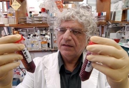 Kamera Steam znajdzie zastosowanie w medycynie - np. przy badaniach krwi /AFP