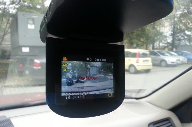 Kamerkę w samochodzie warto mieć /INTERIA.PL
