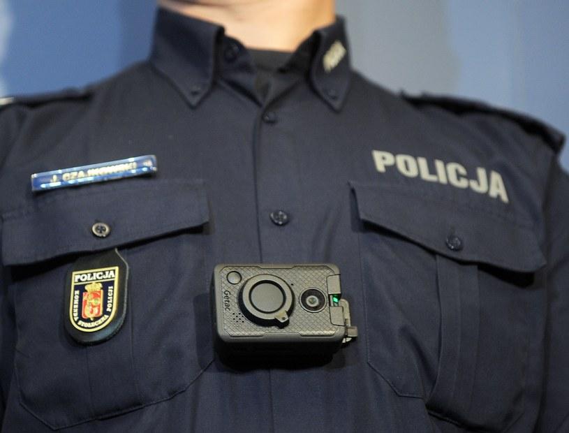 Kamery dla policji /Jan Bielecki /East News