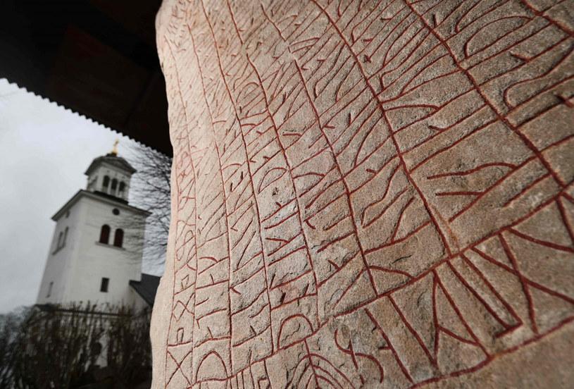 Kamień runiczny z Rök /JEPPE GUSTAFSSON/AFP/East News /East News