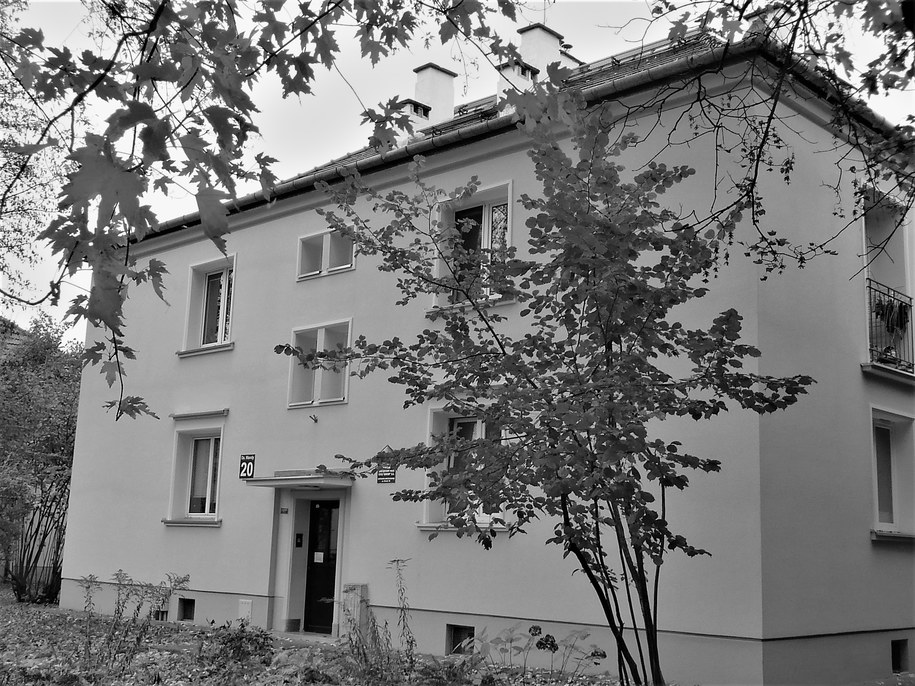 Kamienica na Os. Wandy /Bogdan Zalewski /RMF FM