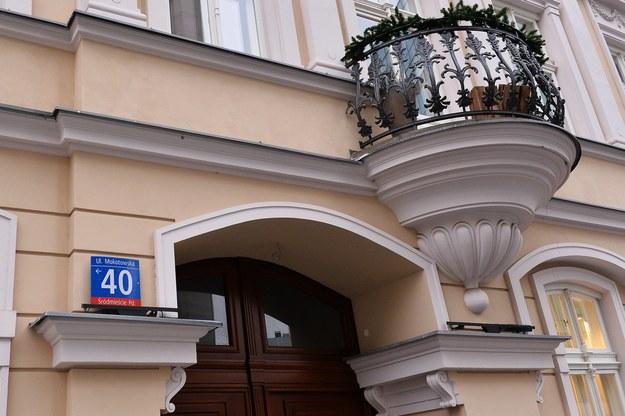 Kamienica przy ul. Mokowskiej 40 /Marcin Kmieciński /PAP
