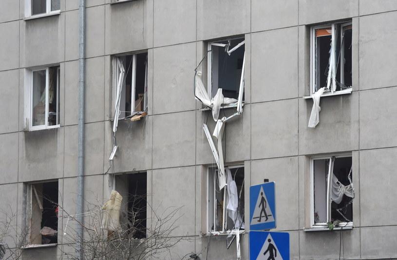 Kamienica przy ul. Noakowskiego w Warszawie /Radek Pietruszka /PAP