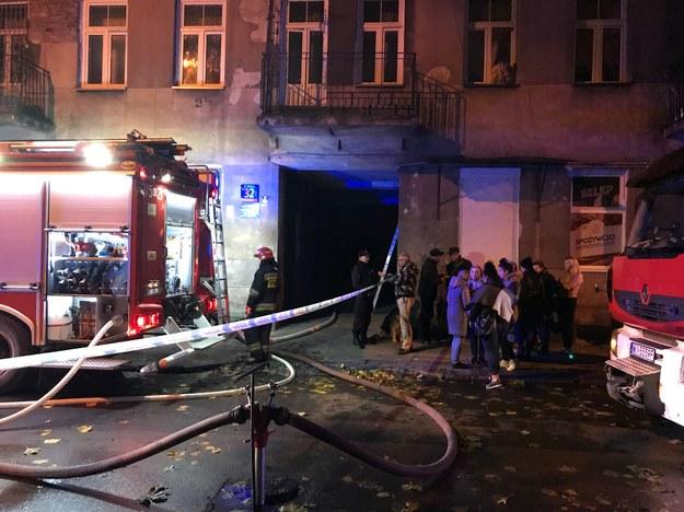 Kamienica, w której doszło do eksplozji /Mariusz PIekarski /RMF FM