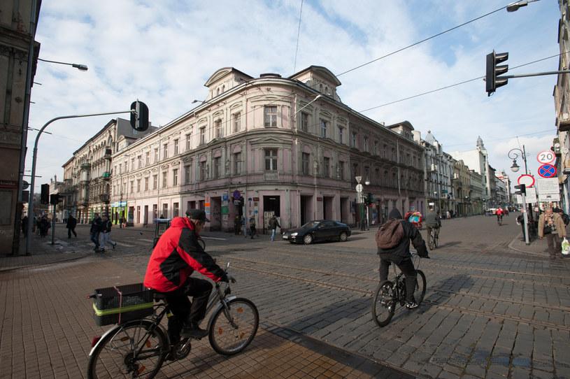 Kamienice w centrum Łodzi (zdjęcie ilustracyjne) /ANDRZEJ ZBRANIECKI /East News
