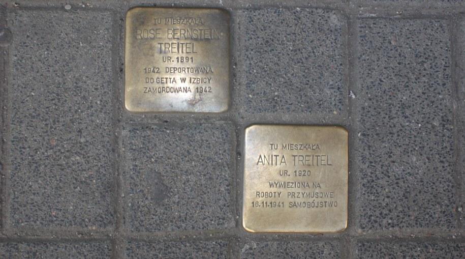 Kamienie pamięci /Szymon Beźnic /RMF FM