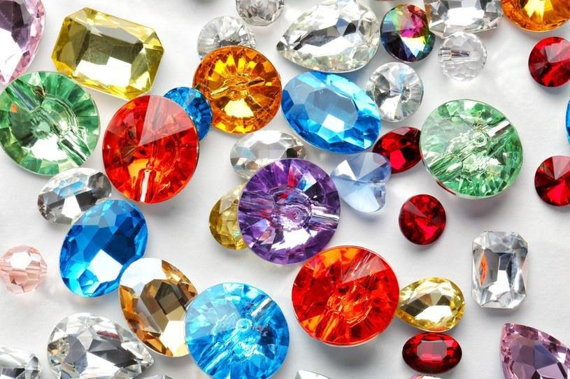 Kamienie szlachetne mają wielką moc. /123RF/PICSEL