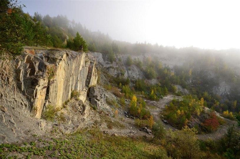 Kamieniołom w Polańczyku, fot. Tomasz Okoniewski_ /materiały prasowe