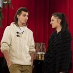 Kamil Bednarek z siostrą