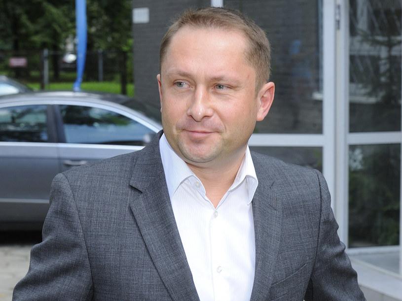 Kamil będzie miał możliwość pracy w TVN-ie kolejne trzy lata  /Jarosław Antoniak /MWMedia