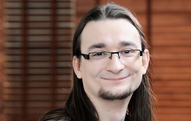 Kamil Cebulski, fot.Piotr Bławicki  /East News