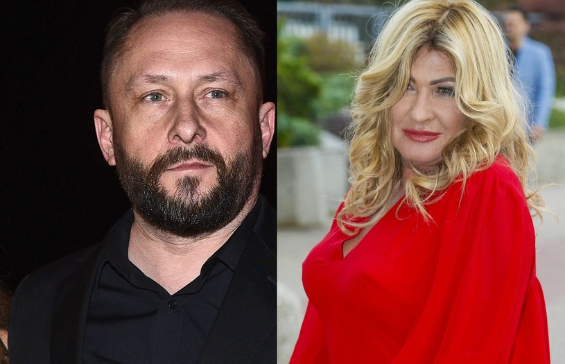 Kamil Durczok, Beata Kozidrak /AKPA