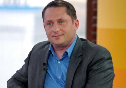 Kamil Durczok, fot. Marek Ulatowski /MWMedia