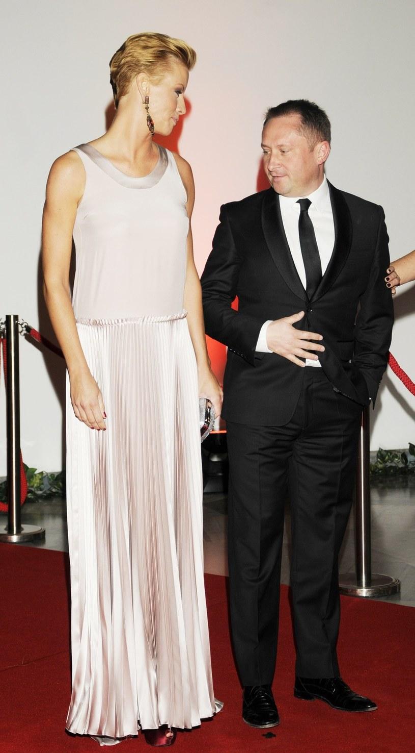 Kamil Durczok i Anita Werner /Justyna Rojek /East News