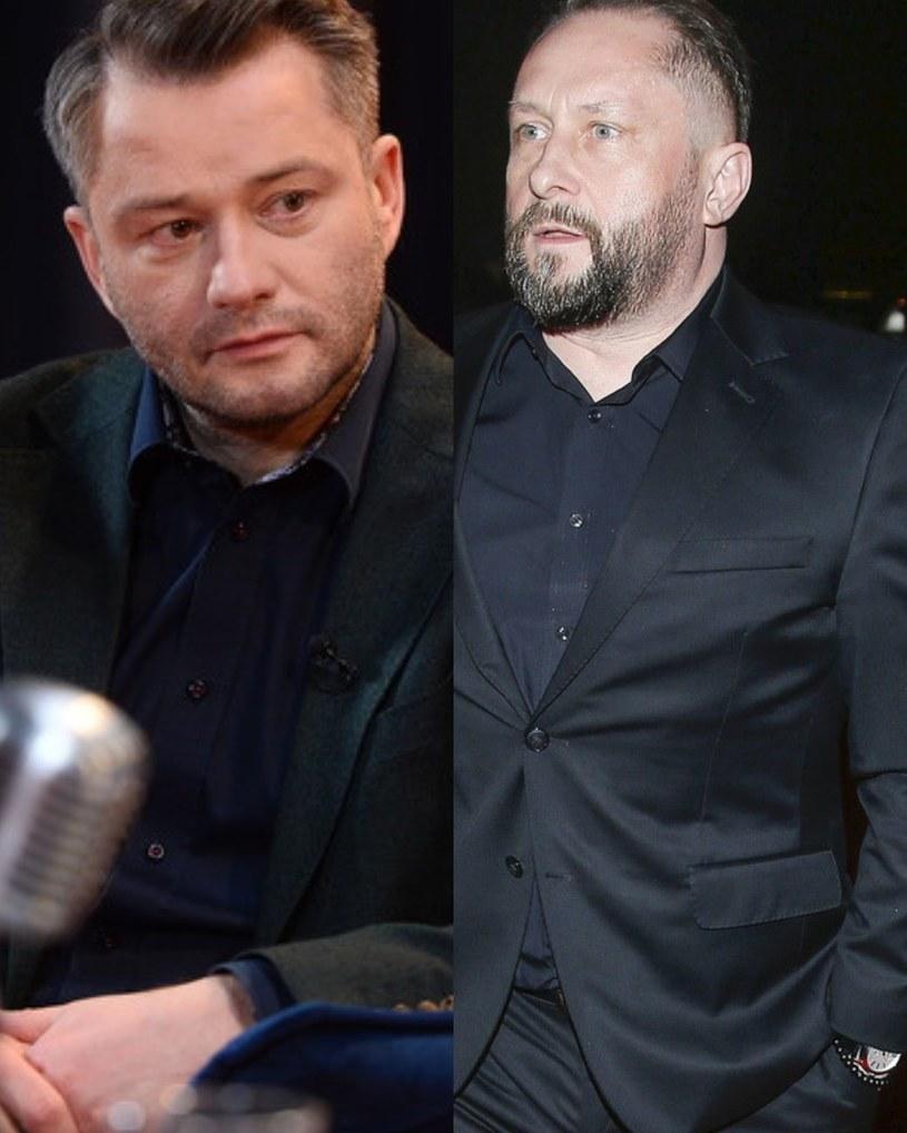 Kamil Durczok i Jarosław Kuźniar /AKPA /AKPA