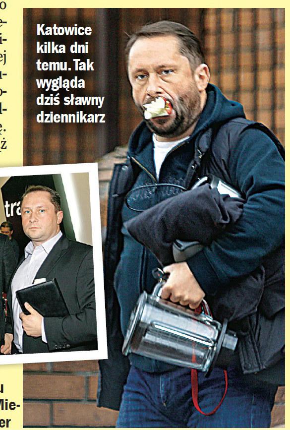 Kamil Durczok wrócił do Katowic /Życie na gorąco
