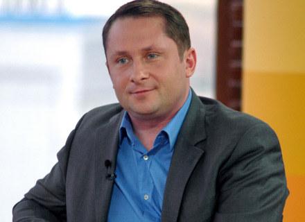 Kamil Durczok za dużo pracuje, fot. Marek Ulatowski /MWMedia