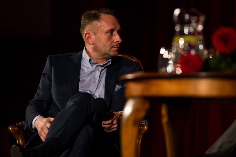 Kamil Durczok /Kuwak/REPORTER /Reporter