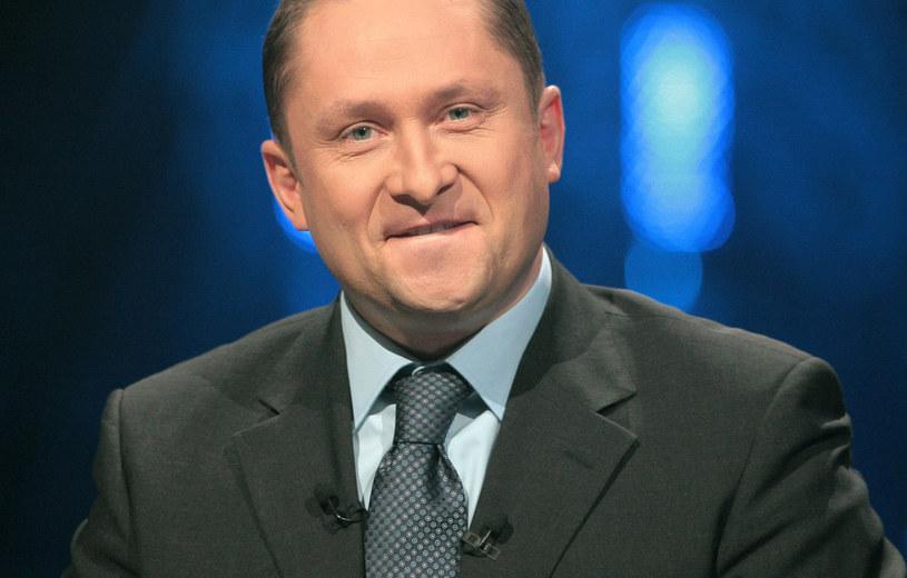 Kamil Durczok /Wojciech Kurczewski /Agencja FORUM