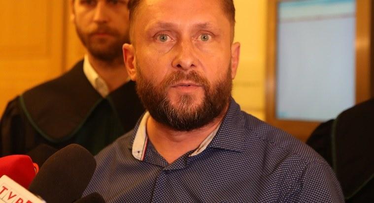 Kamil Durczok /Marian Zubrzycki /Agencja FORUM