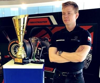 Kamil Franczak zwycięża na legendarnym torze Monza