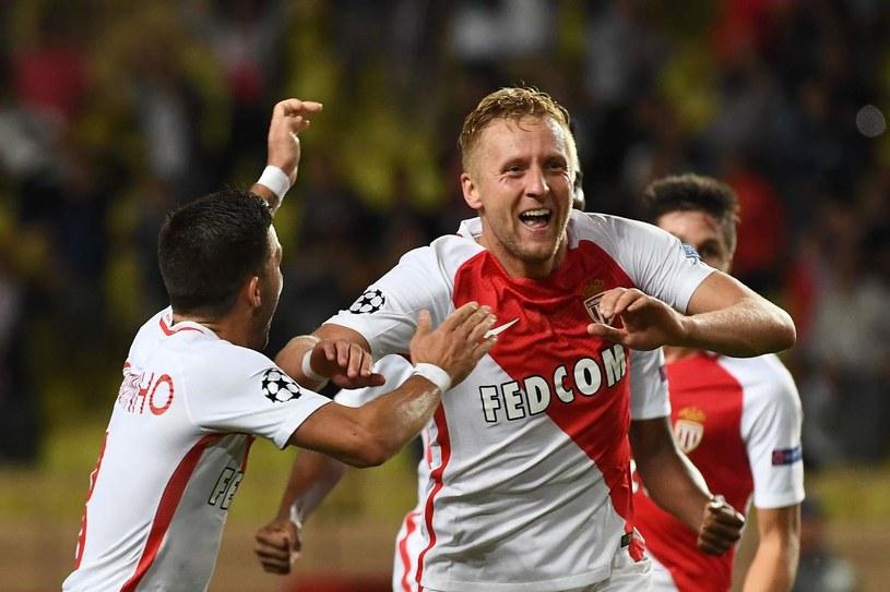 Kamil Glik błyskawicznie zaaklimatyzował się w Monaco /AFP