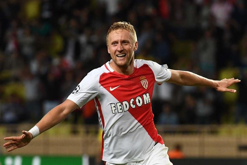 Kamil Glik błyszczy w AS Monaco /AFP