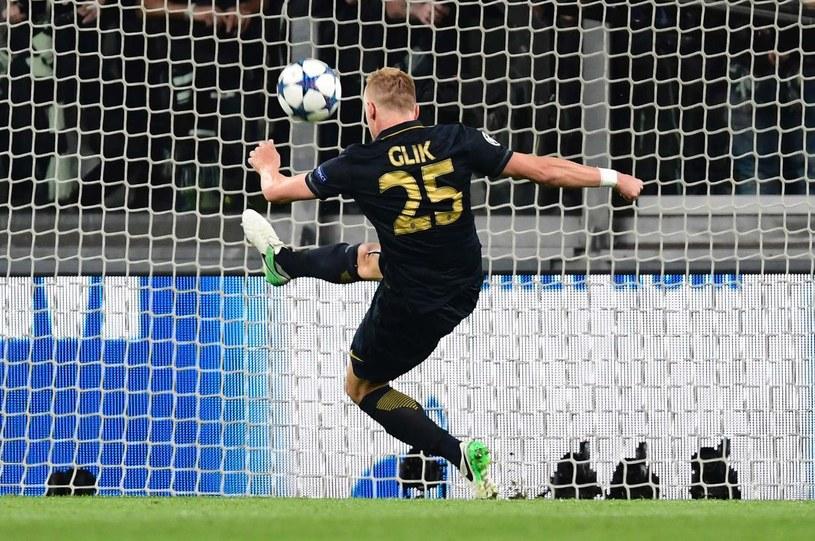 Kamil Glik był ostoją defensywy zespołu z Księstwa w zakończonym sezonie /AFP