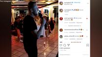 Kamil Glik robi furorę na karaoke. Zaśpiewał italo disco. Wideo