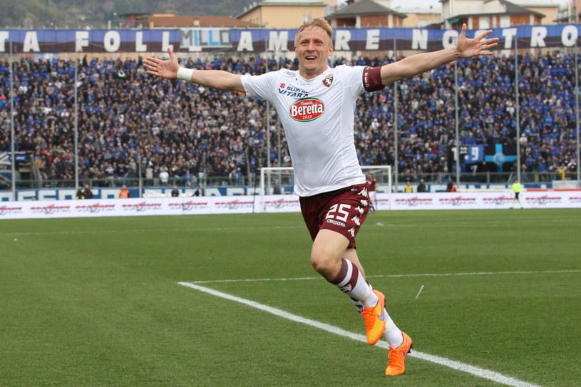Kamil Glik święci triumfy w Serie A. /PAP/EPA