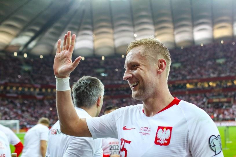 Kamil Glik w reprezentacyjnym trykocie /LUKASZ GROCHALA/CYFRASPORT / NEWSPIX.PL /Newspix