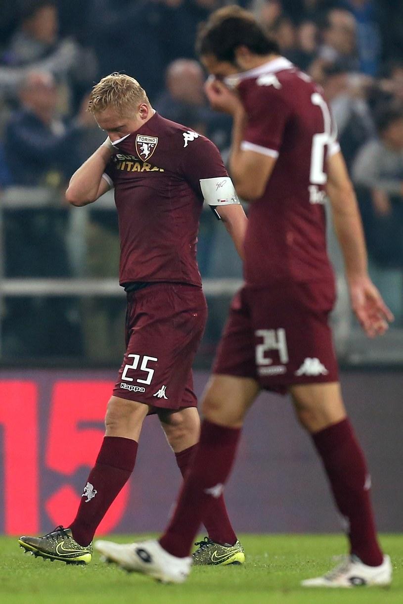 Kamil Glik (z lewej) i jego Torino nie mieli dzisiaj udanego meczu /AFP