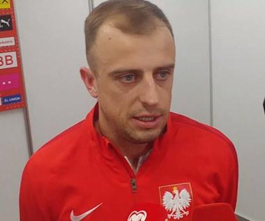 Kamil Grosicki po 1-0 z Austrią. Wideo