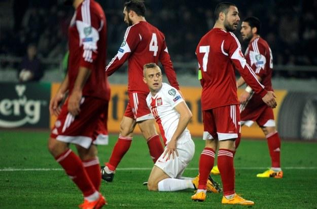 Kamil Grosicki przeszedł operację ręki