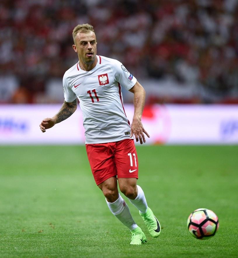 Kamil Grosicki /Piotr Blawicki /East News