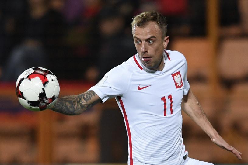 Kamil Grosicki /Kirill Kudryavtsev /AFP