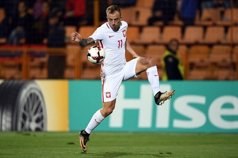 Kamil Grosicki /AFP