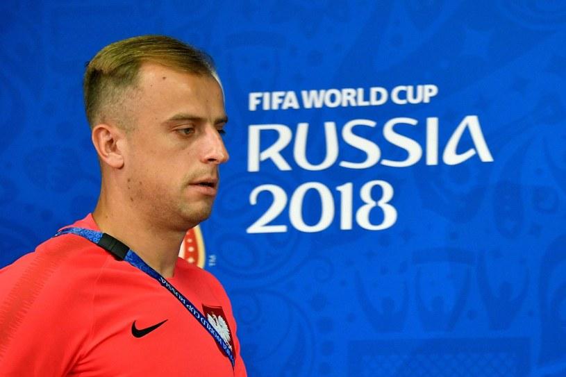 Kamil Grosicki /ALEXANDER NEMENOV /AFP