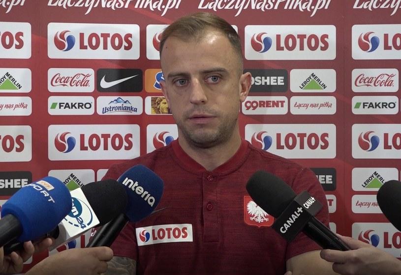 Kamil Grosicki /Zbigniew Czyż /INTERIA.PL