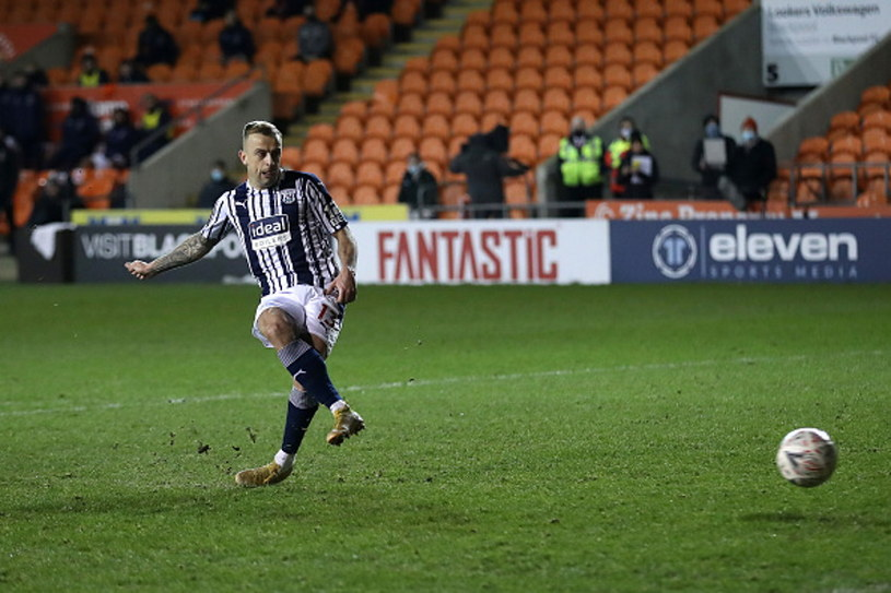 Kamil Grosicki /Adam Fradgley - AMA/West Bromwich Albion FC /Getty Images