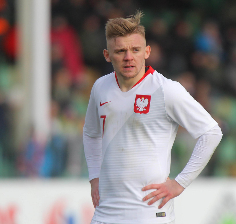 Kamil Jóźwiak /GRZEGORZ DEMBINSKI /East News