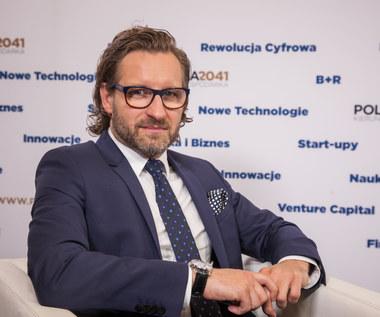 Kamil Kamiński, wiceprezes Tauron Polska Energia